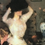 Benson_Frank_W_Lady_Trying_On_a_Hat