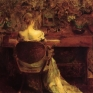 Dewing-Thomas-Wilmer-The-Spinet-1902